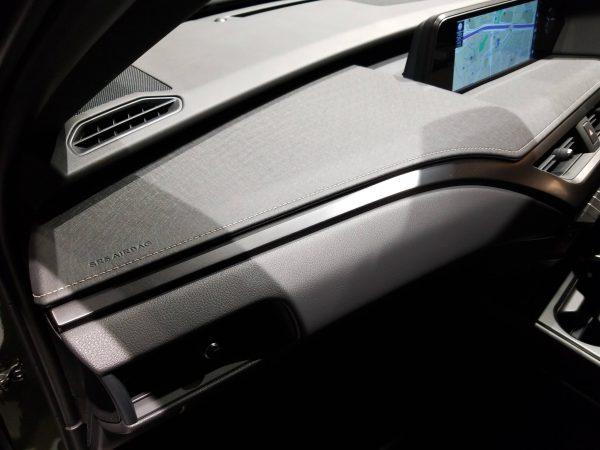 レクサスUXの内装 ダッシュボード