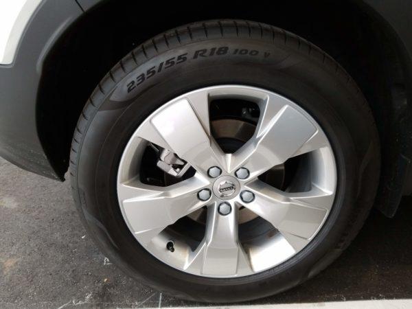 XC40のタイヤ