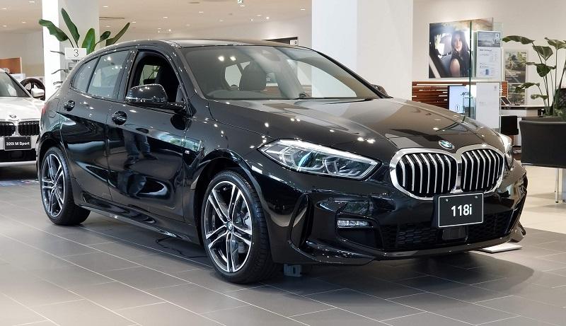 BMW1シリーズのエクステリア