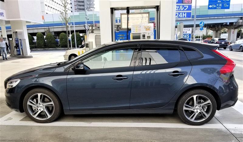V40D4の燃費性能