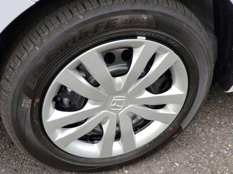 新型フィットGOMEの純正装着タイヤ