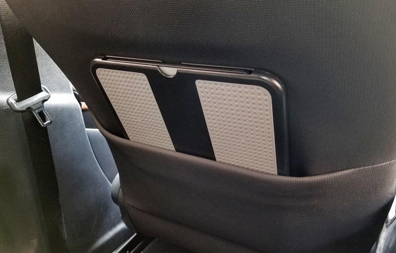 車でパソコン用ボード
