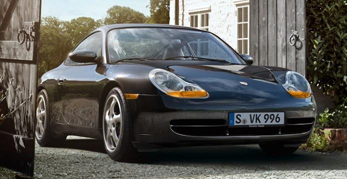 996型911カレラ