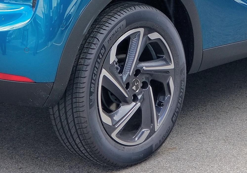 DS3クロスバックのタイヤ