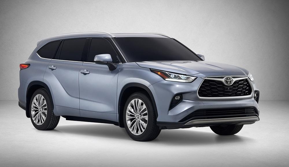 ハイランダーベースで新型SUV開発