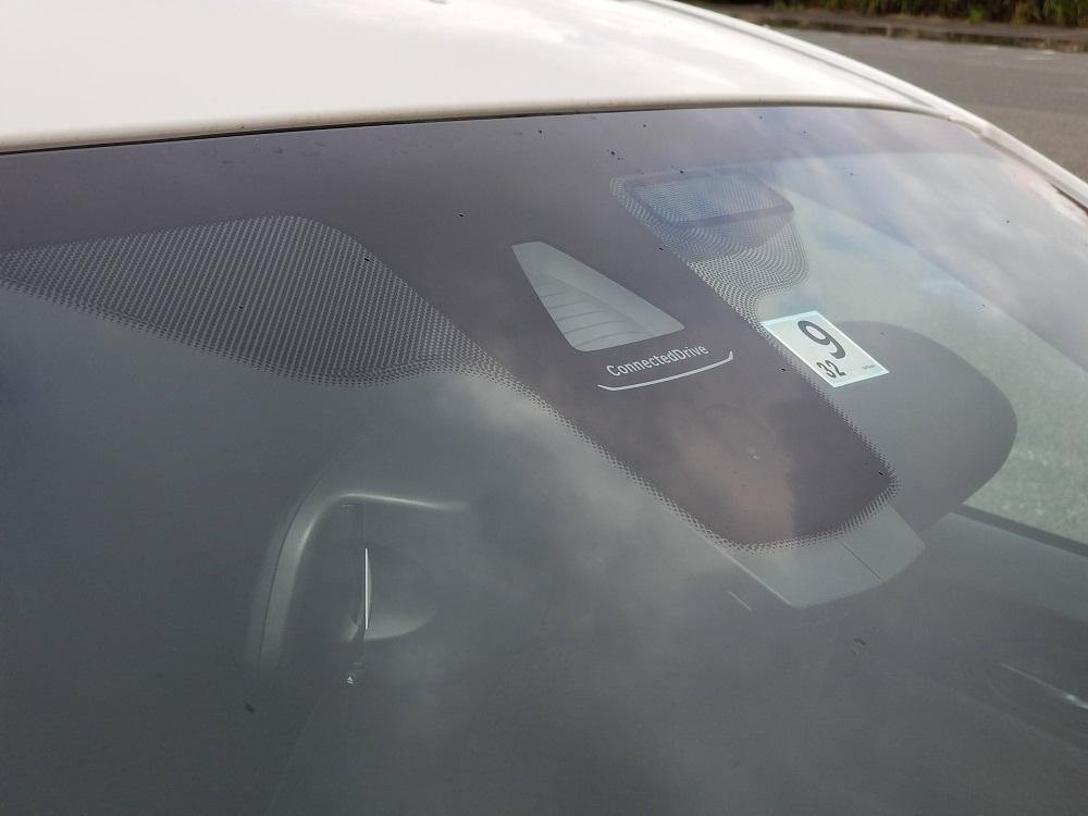 BMW2シリーズのカメラ