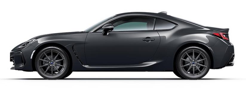 新型BRZのマグネタイトグレーメタリック