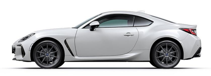 新型BRZのクリスタルホワイトパール